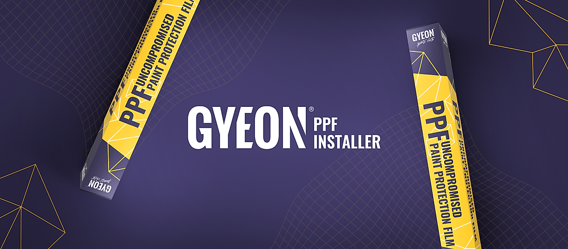 Gyeon PPF Installer , Flawless Detailing