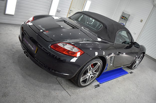 Porsche Boxster S- Mild Correction & Gyeon Duraflex. Coventry, Warwickshire, West Midlands