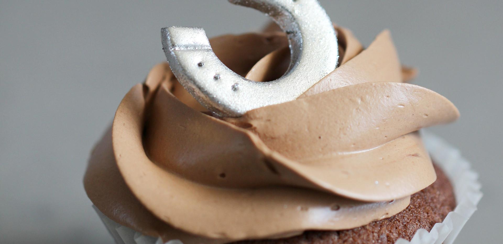 Fluffy Chocolate Cupcakes