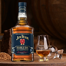 Jim Beam Double Oak 40 ml