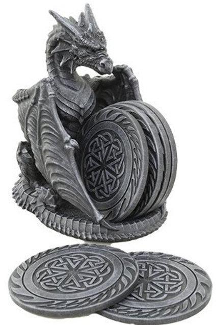Dragón Portavasos