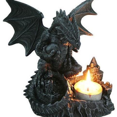 Dragón con Vela