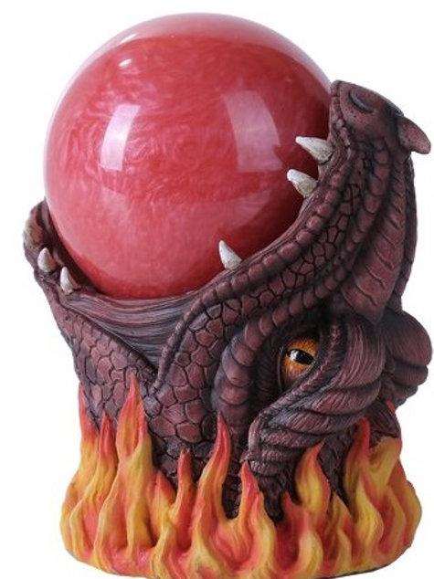 Cabeza de Dragón con Bola