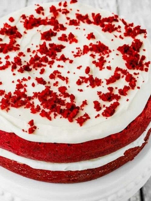 Red Velvet Cake 7'' 6-10portions