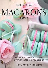 macarons recipe italian and french metho