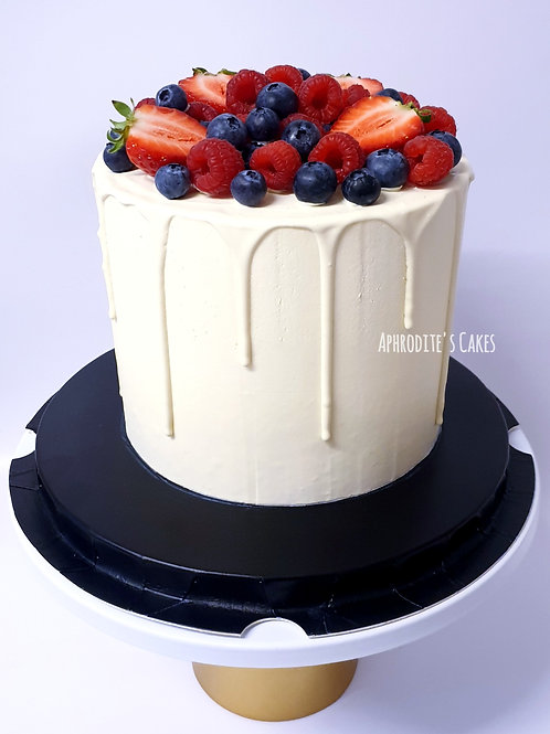 Berries Fruits of the Forest Cake 6'' 6-14portions