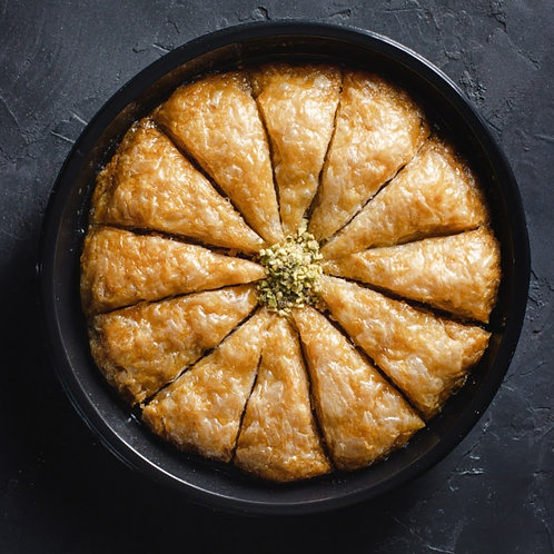 Greek Baklava Walnut Cake 7'' 6-10portions