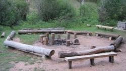 Campfire circle 1