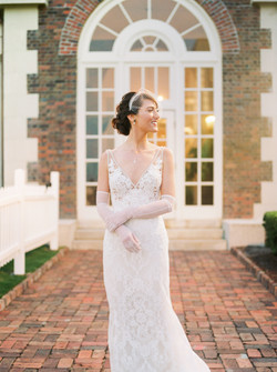 Beautiful 20's Style Bride
