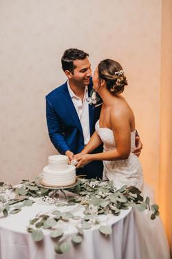 Wedding Cake by Harris Teeter Norfolk Virginia