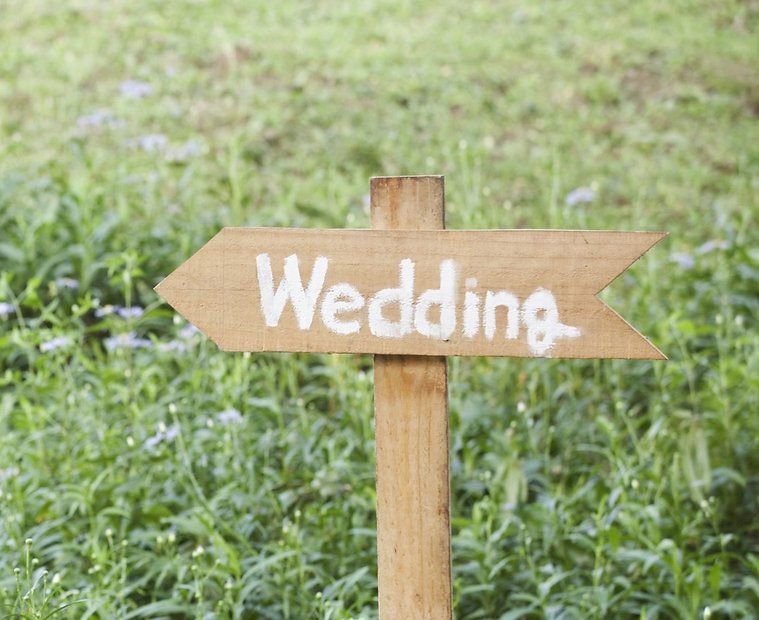 Partial Wedding Planning Package