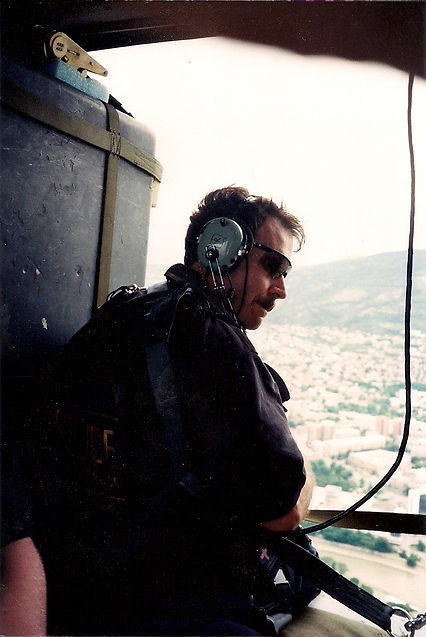 1999 over Bosnia for President Clintons