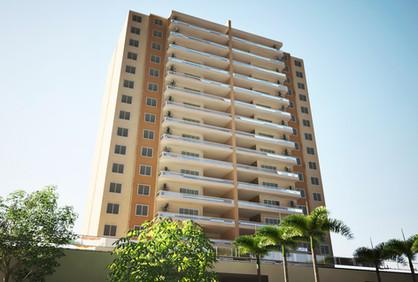 Projeto de lançamento imobiliario Predio em Florianópolis