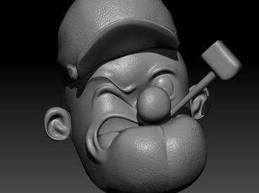 Modelagem Popeye