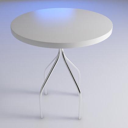 Mesa de canto Blanc