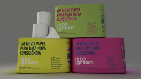 Lançamento de produto Ecogreen