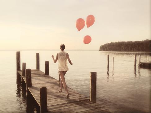 Three Balloons