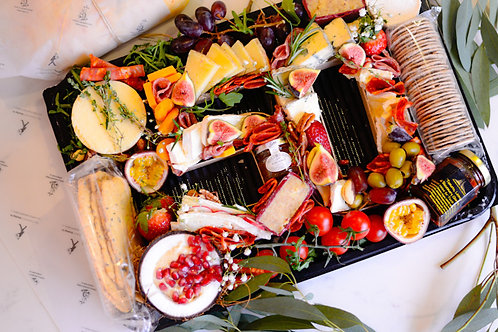 Numbers - Grazing Platter for 6