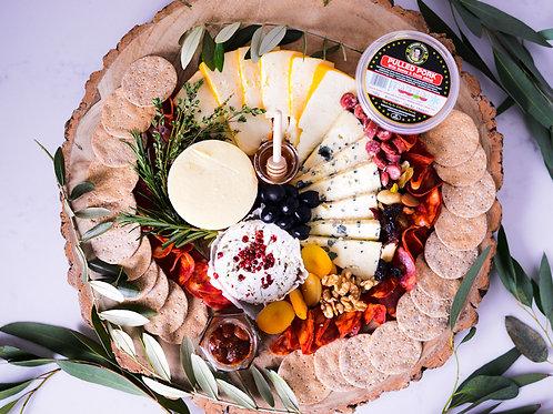 The Postable Grazing Platter Kit