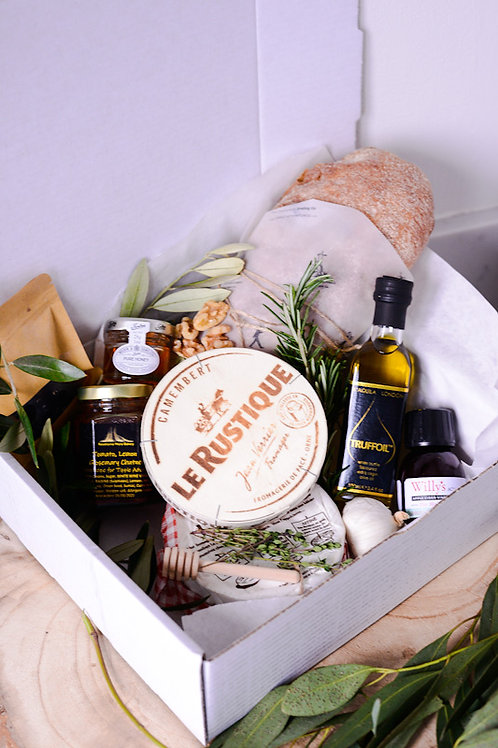 The Postable Camembert Kit