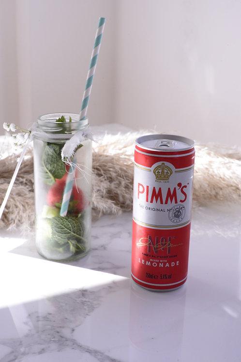 Pimms Jar