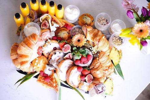 Breakfast Grazing Platter for 6
