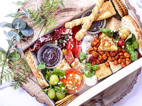Vegetarian Spanish Grazing Box