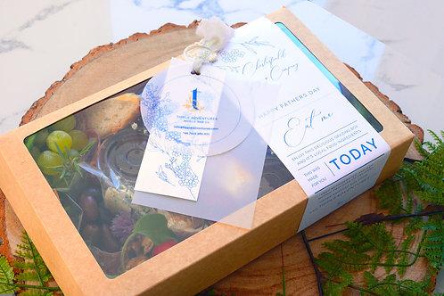 Vegetarian French Grazing Box