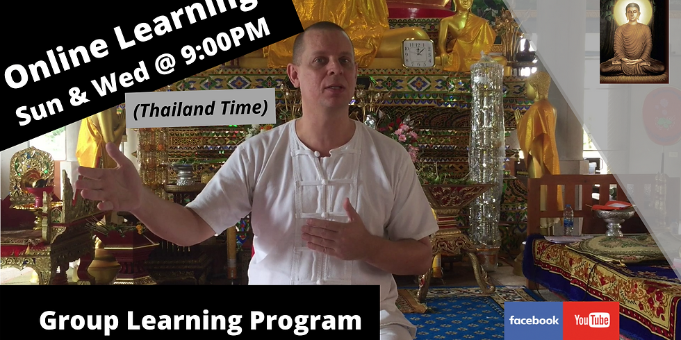 Group Learning Program - Virtual Classroom (Thailand Time)