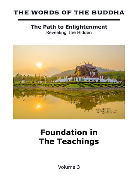 The Words of The Buddha - V3 - Foundation in The Teachings (Book)_edited.jpg