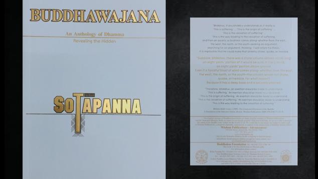 Buddhawajana Book Series - Sotapanna - Volume 2
