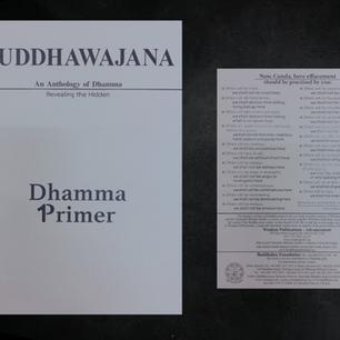 Buddhawajana Book Series - Dhamma Primer - Volume 9