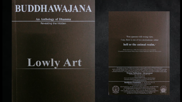Buddhawajana Book Series - Lowly Art - Volume 12