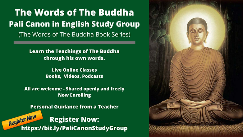 Pali Canon in English Study Group - Onli