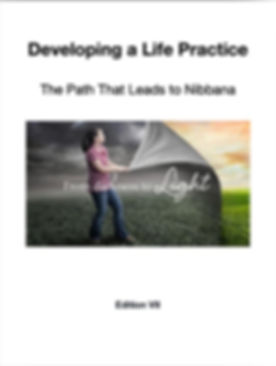 Developing a Life Practice: The Path That Leads to NIbbana by David Roylance