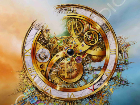 """""""MySTERy oF TiME""""  Why time is passing at different speeds?"""