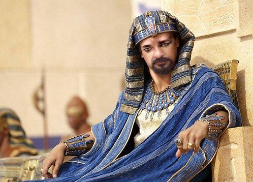 Egyptian Pharaoh - digital portrait for him