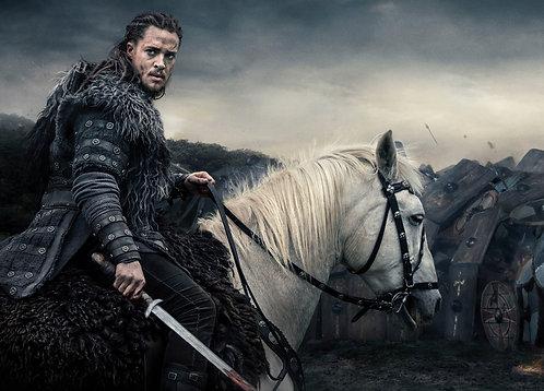 Personlig Viking portrett for ham