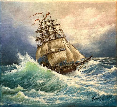 SHIP AT SEA II