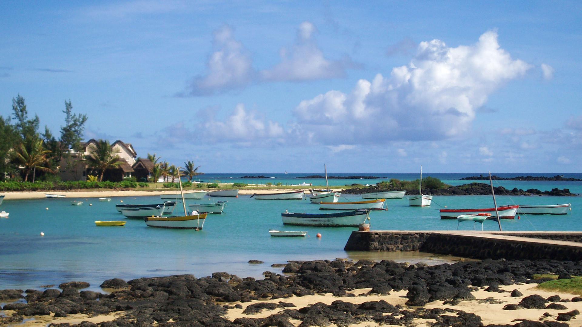 petit port de Cap Malheureux