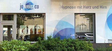 joweissco Hypnose Praxis von außen