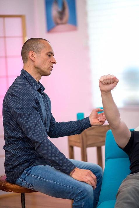 Hypnosetherapie zur Rauchentwöhnung mit einem Klienten