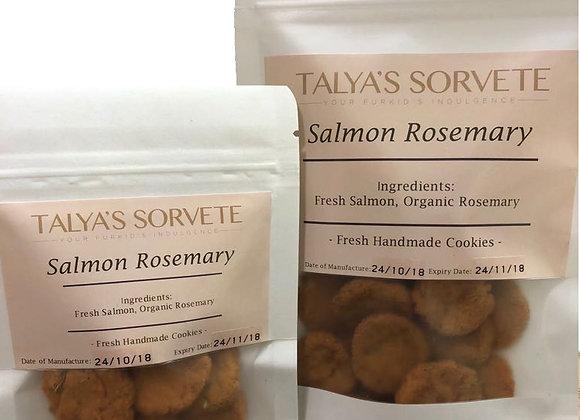 Salmon Rosemary