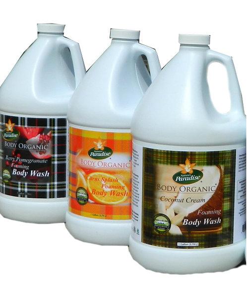 1 GALLON Foaming Body Wash Refill