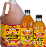 Organic Apple Cider Vinegar for Skin Relief