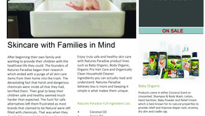 1.Priority-Family Safety and [BABY ORGANIC] Skin Care Products