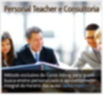 Personal Teacher e Consultoria