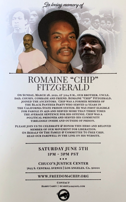 Chip Fitzgerald Memorial Program