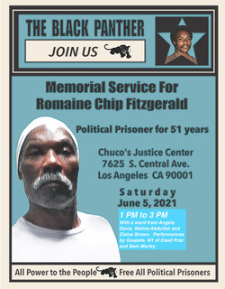 Chip Fitzgerald Memorial Flier