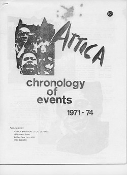 Attica Chronology of Events